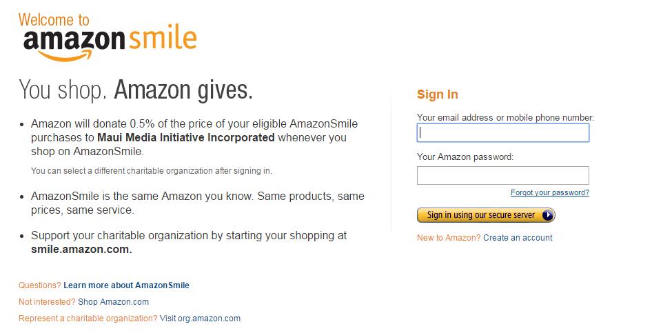 2016-07-13 07_44_45-AmazonSmile_ You shop. Amazon gives.
