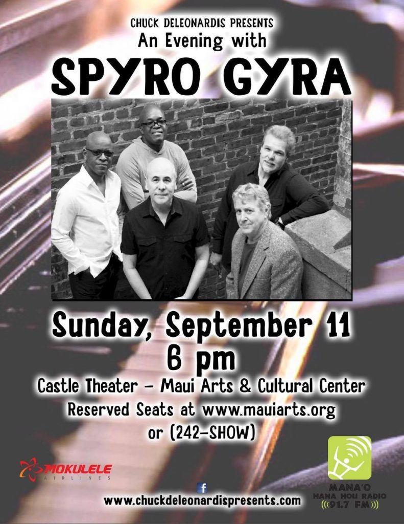 Spyro Gyra poster