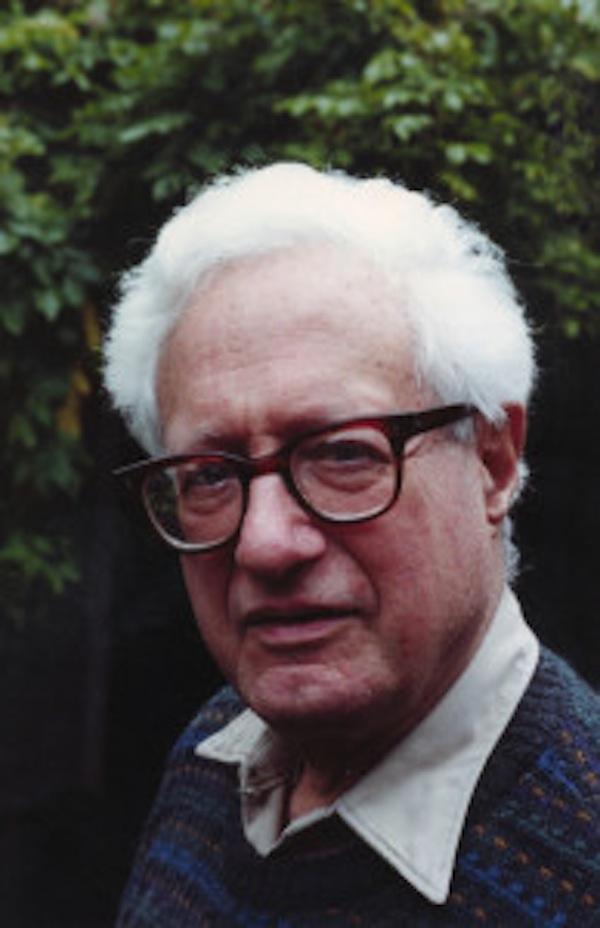Composer Edward T. Cone