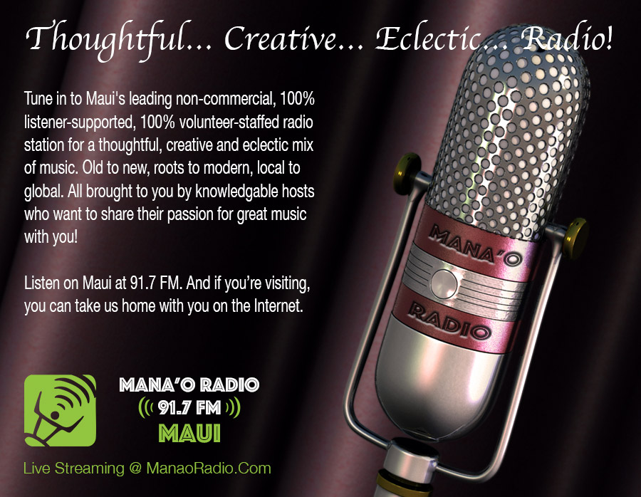 KMNO 91 7 FM — Thoughtful  Creative  Eclectic  Radio!