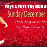 Mana'o Radio Live Broadcast of Toys for Tots After Party, Sunday December 10