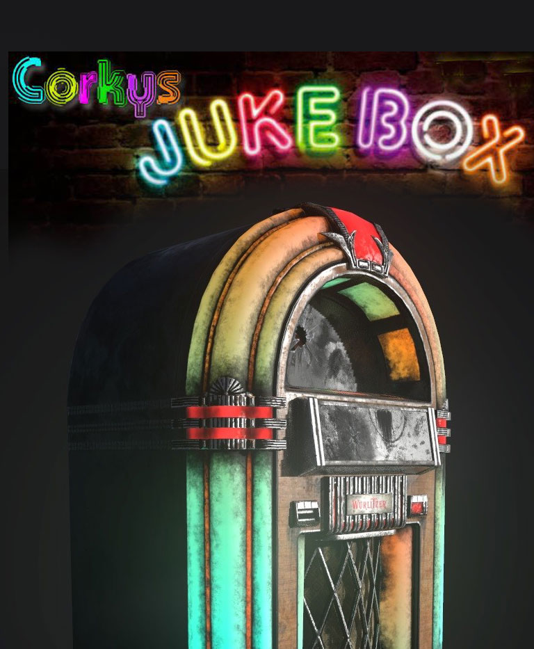 Corky's Jukebox