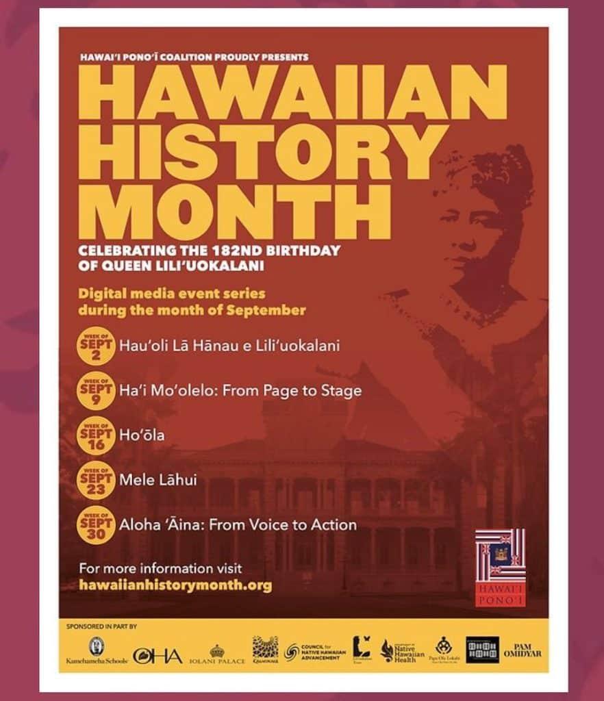 Hawaiian-History-Month