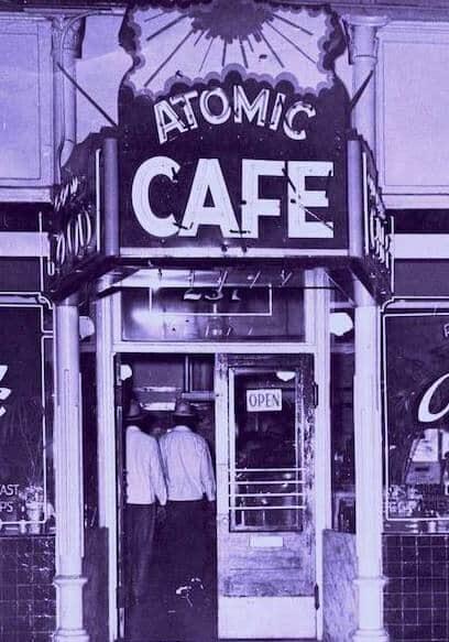 Atmic Cafe Logo