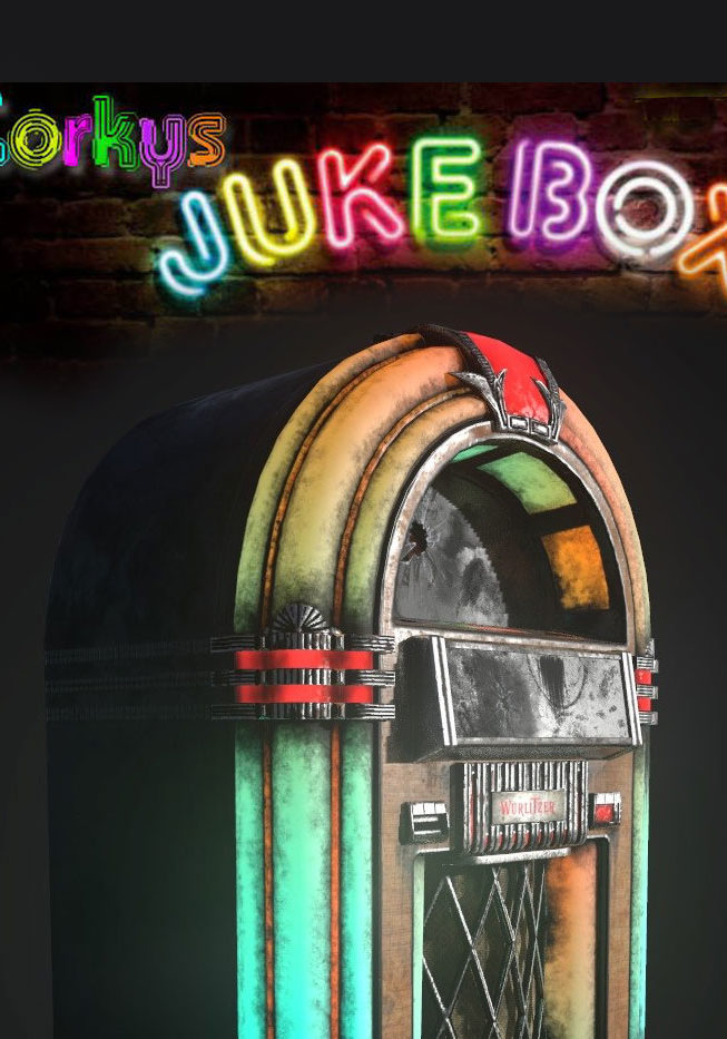 COrkysJukebox
