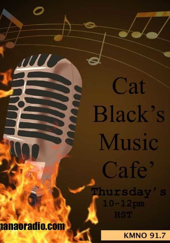 Cat Black's Music Cafe