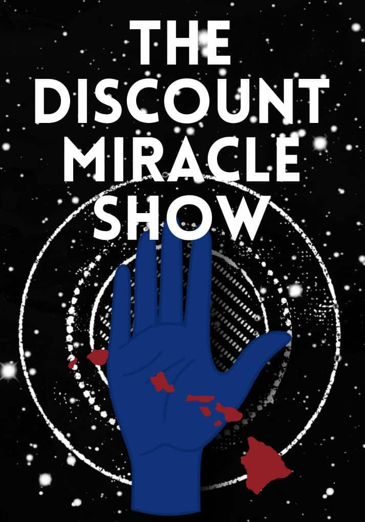 Discount Miracle Show - Rev Jules