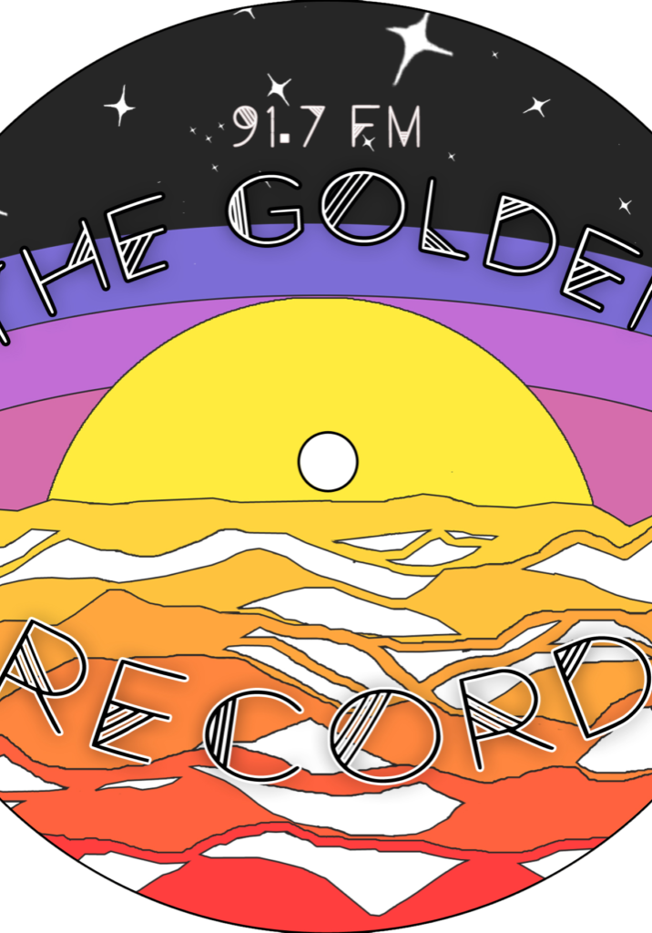 The Golden Record Logo